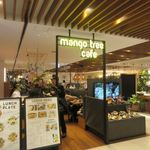 マンゴツリーカフェ - お店はソラリアプラザの7階にあります