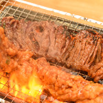 松阪味噌焼 ホルモン酒場 - 料理写真:焼肉