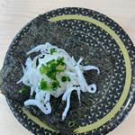 103514885 - 釜茹で白魚つつみ 97円