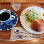 ウェル ファー キッチン ロティ - モーニング(全体)*土曜日限定だよ!