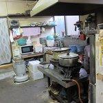 沖野商店 - 普通の民家の中でした・・・