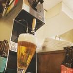 カフェアンドダイニング パコ - クラフト生ビールはじめました!