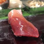 大和寿司 - 「ミナミマグロ中トロ」(「おまかせ」4000円<税抜き価格>)