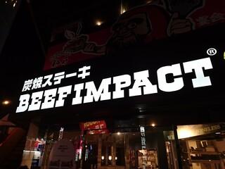 ビーフインパクト 松戸店