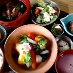 発酵薬膳料理 らふぁえろ - 料理写真: