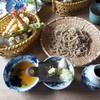 西乃茶や - 料理写真:天ざる