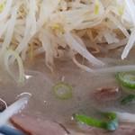ラーメン福 - スープ