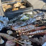 魚太郎 浜焼きバーベキュー -