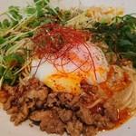 辛麺屋 玄 - 汁なし担々麺