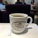 フェイバリットタイムコーヒー -