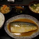 103530058 - (2019/1月)鯖味噌煮定食