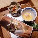 湯涌温泉 湯の出旅館 - 料理写真:八寸