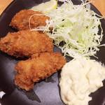 居心伝 - 牡蠣フライ