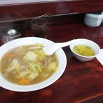 中華 信さん - 中華丼500円 H31 3