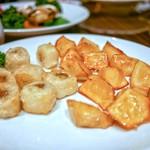神仙閣 - ☆ポテトとバナナの飴炊き