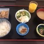 ビジネスホテル伊勢崎平成イン - 料理写真: