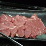 103544035 - ジンギスカンセット(ラムもも肉)