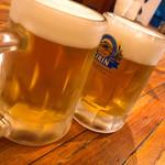 スプレッド - 生ビール
