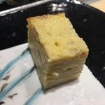 第三春美鮨 - 玉子焼き