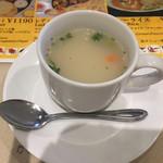 インドラ マハール - サービスの謎スープ