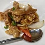 中国家庭料理 神洲之華 - 料理写真:酢豚