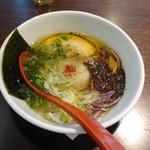 麺屋 燕 - 極みねぎ塩ラーメン