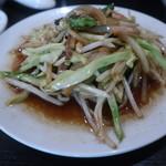 103560392 - 五目野菜の醤油炒め
