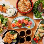 フェローズ - 幅広い年代に人気の高い和食のコースをスタートいたしました