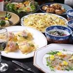 フェローズ - 【2時間飲み放題】季節感満載の料理!月替り限定『季節の特別コース』2,980円