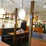 大阪王将 - 大阪王将 西葛西店 店内2階