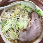 103565731 - 野菜味噌ラーメン