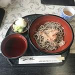 永平寺そば亭 一休 - 料理写真:おろしそば