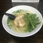 真竜ラーメン - 料理写真:塩ラーメン