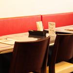 Premium Chickenman Sabroso - 内観写真
