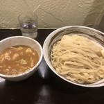 づゅる麺池田 - 塩つけ麺大盛り@900円