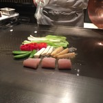 日本料理・鉄板焼 はや瀬 -
