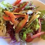 フジヤマ キッチン - ランチサラダ
