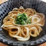うどん製麺 みきや - お子様うどん(温)…税込380円