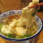 103578338 - 蘭州拉麺 平打ち麺   \780(税別)