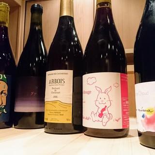 自然派ワイン&日本ワイン