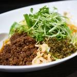 四川担担麺 阿吽 - つゆなし坦々麺