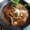 ジョイア・ミーア - 料理写真:ハンバーグ 木の子入りデミグラスソース添え 1300円