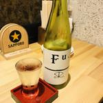 地酒蔵大阪 - 頼んだのはFu.です