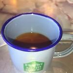 ホアンキエム カフェ - デザートはパンナコッタ 手作りトロトロ