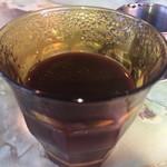 ホアンキエム カフェ - ベトナムコーヒーもココナッツの香りがする