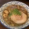 一仁 - 料理写真:バララーメン₍₍ ( ๑॔˃̶.◡˂̶๑॓)◞♡松阪豚¥900円