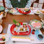 堂ヶ島アクーユ三四郎 - 料理写真: