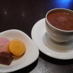 ラ・メゾン・デュ・ショコラ   - ショコラショア アンダルシア