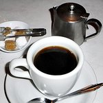 ITALIAN GARDEN - コーヒー全景