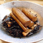 竹はる - 牛蒡煮